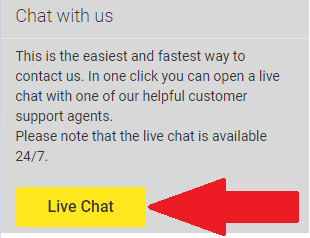 live chat unibet klantenservice