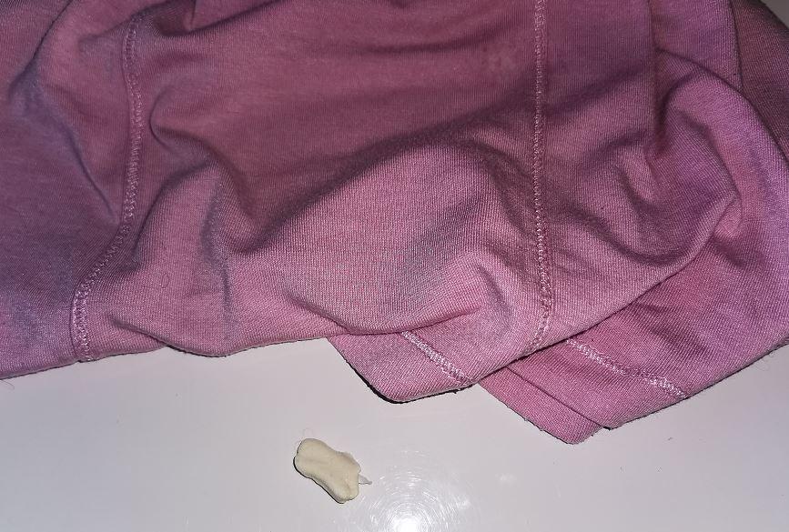 Kauwgom verwijderd