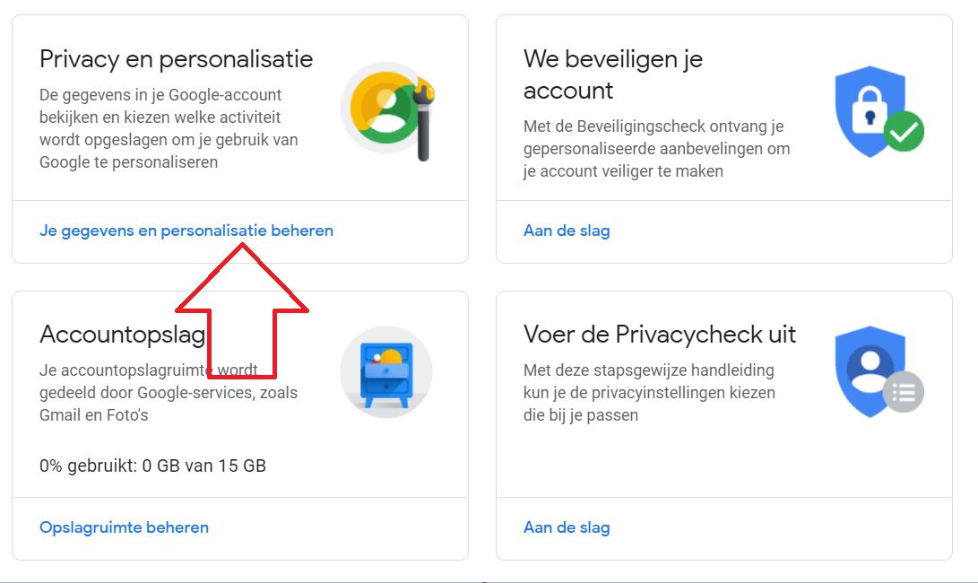 Privacy Gmail