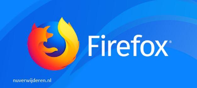 Startscherm Firefox