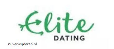 elite dating startscherm