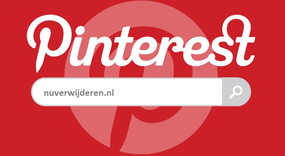 startscherm Pinterest